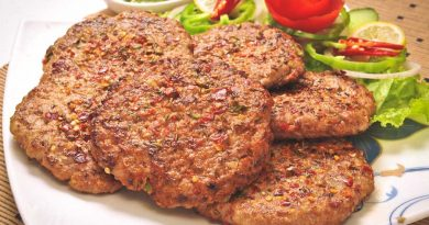 Chapli Kebab - The Read Today