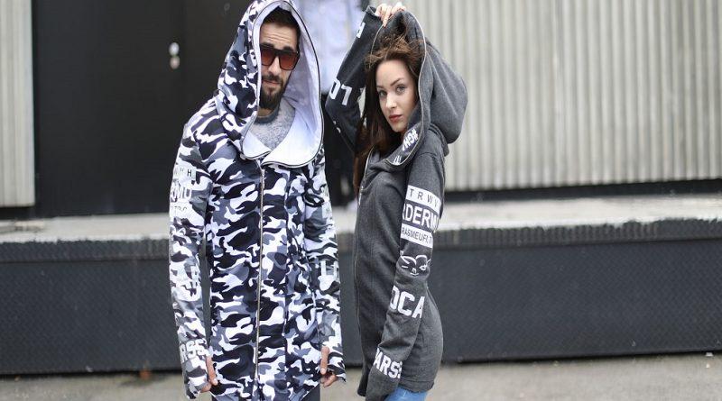types of hoodies