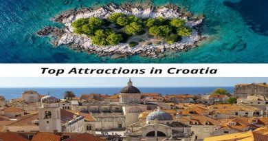 Top Attractions in Croatia