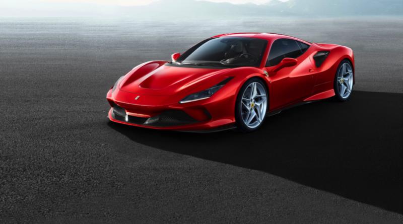 Rent a Ferrari
