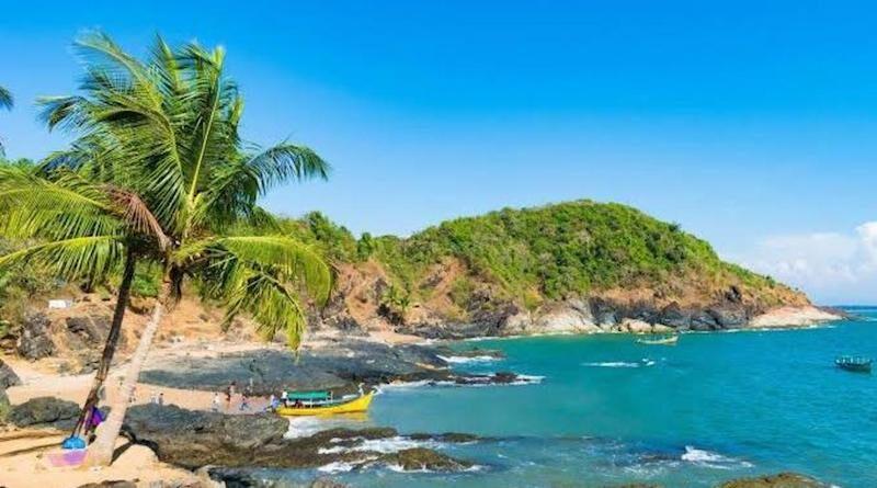 Gokarna Beach Trek Route