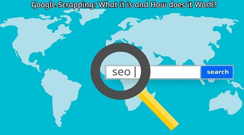google scrapping
