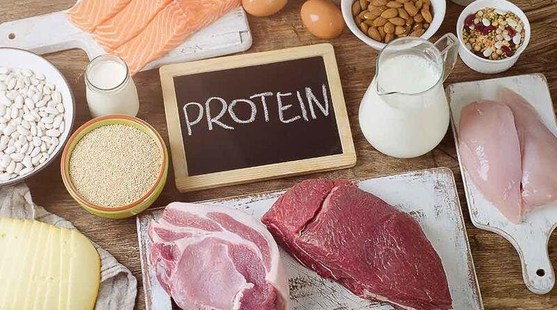 benefits consuming more protein