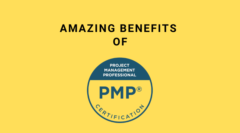 Amazing benefits of PMP Certification