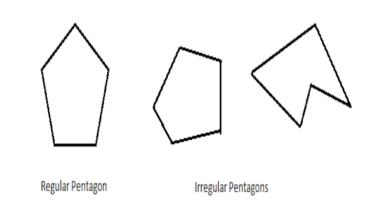 Pentagon area