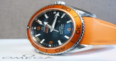 Omega Seamaster Collection