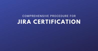 JIRA certification