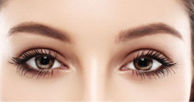 Long and Thick Eyelashes