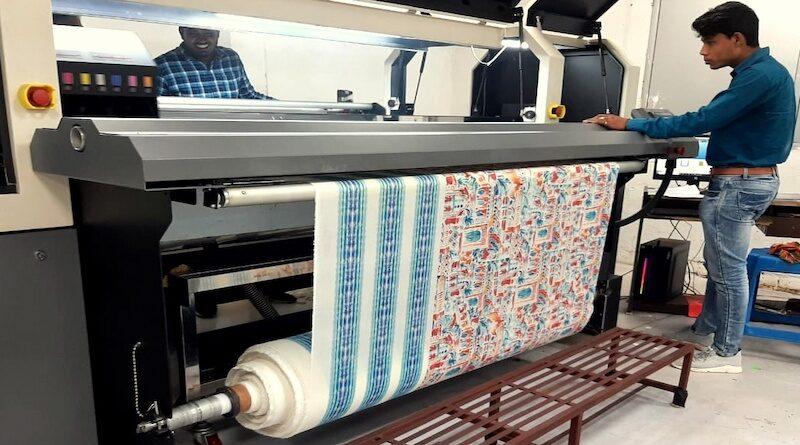 Digital Textile Printing Fabrics