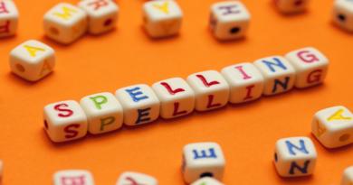 Spelling Learning