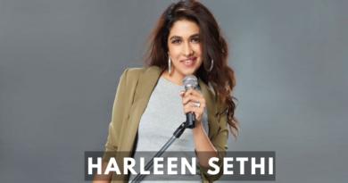 Harleen Sethi