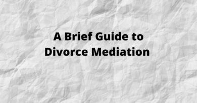 A Brief Guide to Divorce Mediation