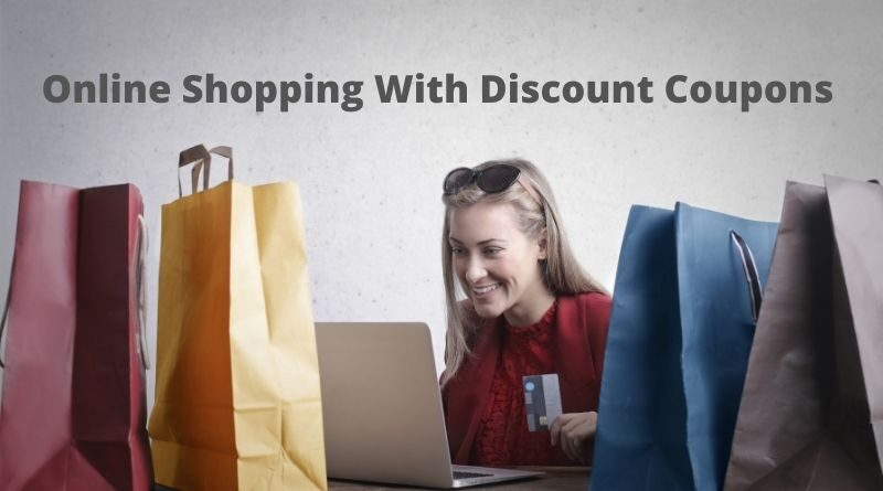 Online Shopping With Discount Coupons