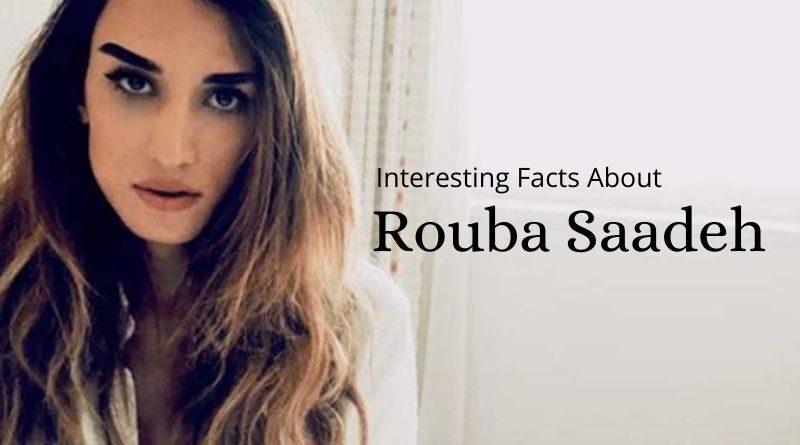 Rouba Saadeh