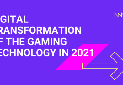 gaming technology in 2021