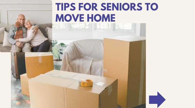 seniors move home